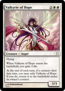 Valkyrie of Hope